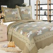 #512-91, King size quilt set