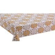 #6111-26,28mm thick Vinyl table cloth with foam back,54
